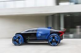 Citroen 19_19 Concept, 2019, side