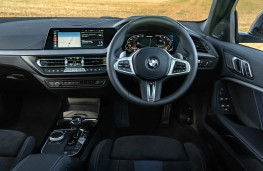 BMW M135i xDrive, 2019, interior
