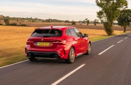BMW M135i xDrive, 2019, rear