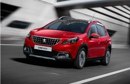 Peugeot 2008 Allure Premium, 2018, front