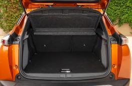 Peugeot 2008, 2019, boot
