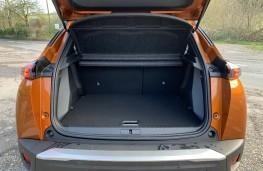Peugeot 2008, 2020, boot