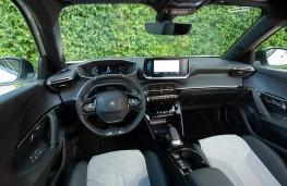 Peugeot e2008, 2019, interior