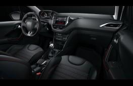 Peugeot 2008, 2016, interior