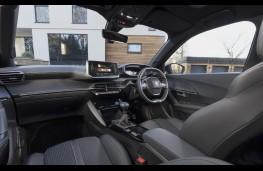 Peugeot 2008, 2020, interior