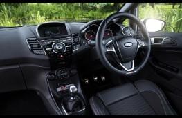 Ford Fiesta ST200, interior