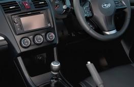 Subaru XV, controls