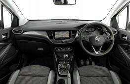 Vauxhall Crossland X, interior