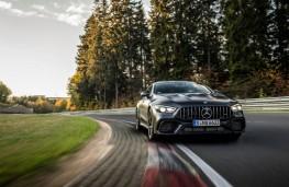 Mercedes-AMG GT 63, 2018, Nurbiurgring lap record