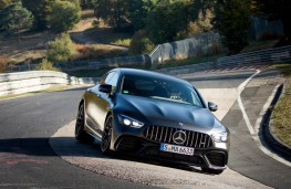 Mercedes-AMG GT 63, 2018, Nurbiurgring lap record, front