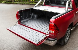 Toyota Hilux, deck