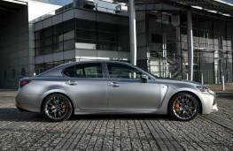 Lexus GS F, profile