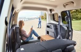 Ford Tourneo Courier, interior