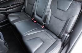 Ford Edge, interior