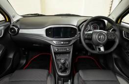 MG3, dashboard