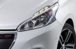 Peugeot 208, detail