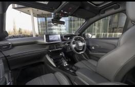 Peugeot 208, 2020, cockpit