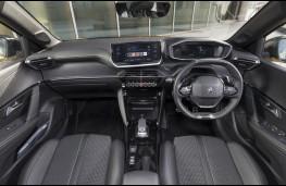Peugeot 208, 2020, interior
