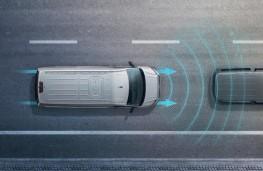 VW van safety system