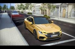 Volkswagen Arteon Innovative driver assistance