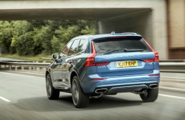 Volvo XC60 R-Design, rear