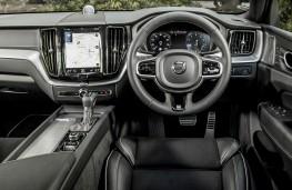 Volvo XC60 R-Design, dashboard