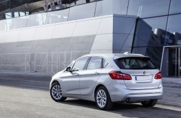 BMW Active Tourer 225ex PHEV Sport, rear