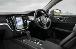 Volvo V60, interior