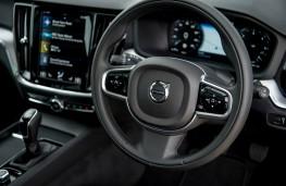 Volvo V60, controls