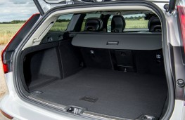 Volvo V60, boot