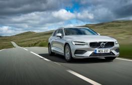 Volvo V60, dynamic