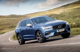 Volvo XC60 R-Design, dynamic