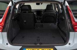 Volvo XC40, boot