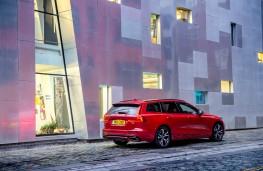 Volvo V60 R-Design, rear