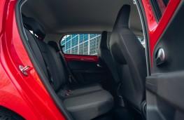 Volkswagen up!, interior, rear