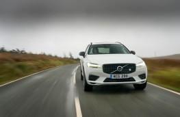 Volvo XC60, front