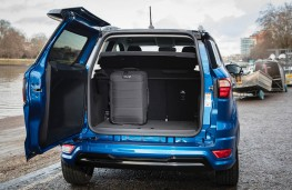 Ford EcoSport, boot