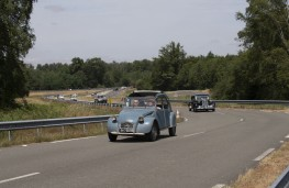 Citroen Collectors' Gathering, 2019, 2CV