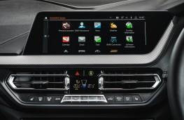 BMW M235i Gran Coupe, 2020, display screen