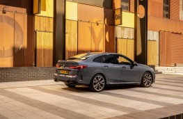 BMW M235i Gran Coupe, 2020, rear, static