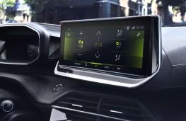 Peugeot 208, 2019, display screen