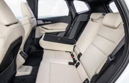 SEAT Ibiza, 2017, rear seats