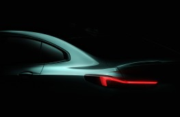 BMW 2 Series Gran Coupe, 2019, teaser