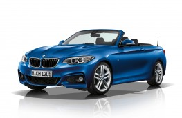 BMW 2 Series convertible, 2017