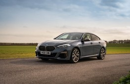 BMW M235i Gran Coupe, 2020, side