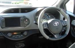 Toyota Yaris Hybrid Design, interior
