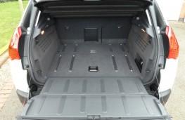 Peugeot 3008 GT, 2017, boot
