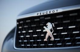 Peugeot 3008 GT, 2017, grille