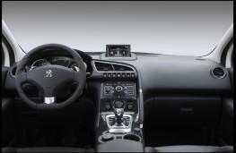 Peugeot 3008 GT, 2017, interior