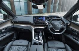 Peugeot 3008 GT Hybrid4, 2021, interior